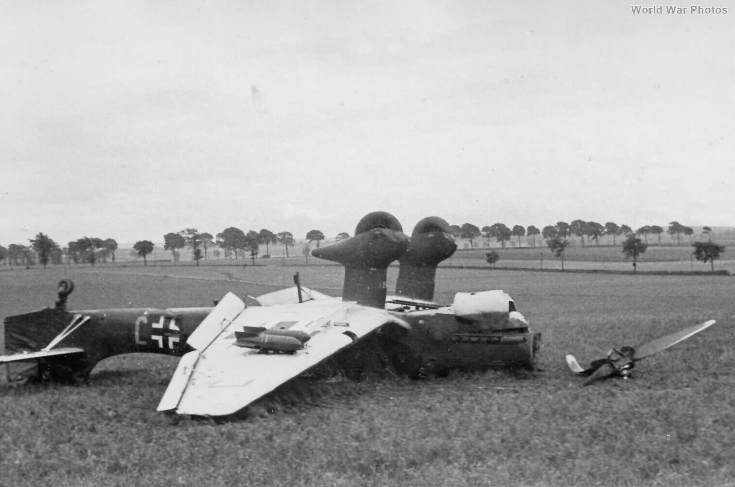 flipped Ju87
