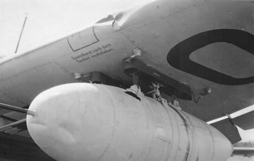 Junkers JU 87 R-2 STUKA May 1941