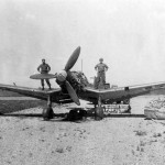 Captured German Ju87 D Stuka Dive Bomber 1945
