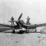 Captured German Ju87 D Stuka Dive Bomber 1945