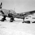 Junkers Ju87 D-3 winter