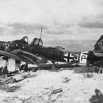 Ju87 Stuka of the StG 3 S7+JP Africa