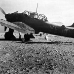 Junkers Ju87B North Africa 1943