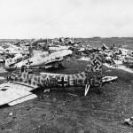 Junkers Ju87 code A5+EL of StG 1 Derna Libya Africa