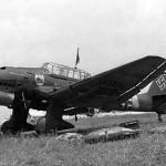 "Junkers Ju 87 B-1 of 6/StG 77 named ""Anton der Zweite"" Eastern Front"