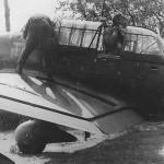 Junkers Ju 87 B of 8/StG 51 1940