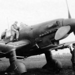 Junkers Ju 87 D-5 of 2/JG 107 Markersdorf May 1944