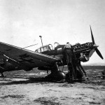 Junkers Ju 87 of Stuka Geschwader 77