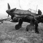 long range version of the Stuka Junkers Ju87 R