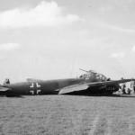 Captured Ju188 0541 France