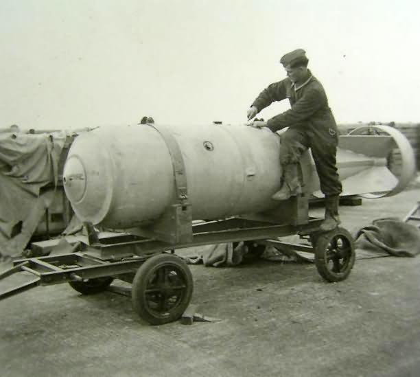 Ju 88 bomb