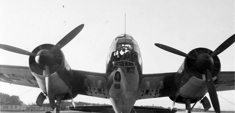 Ju88 A4