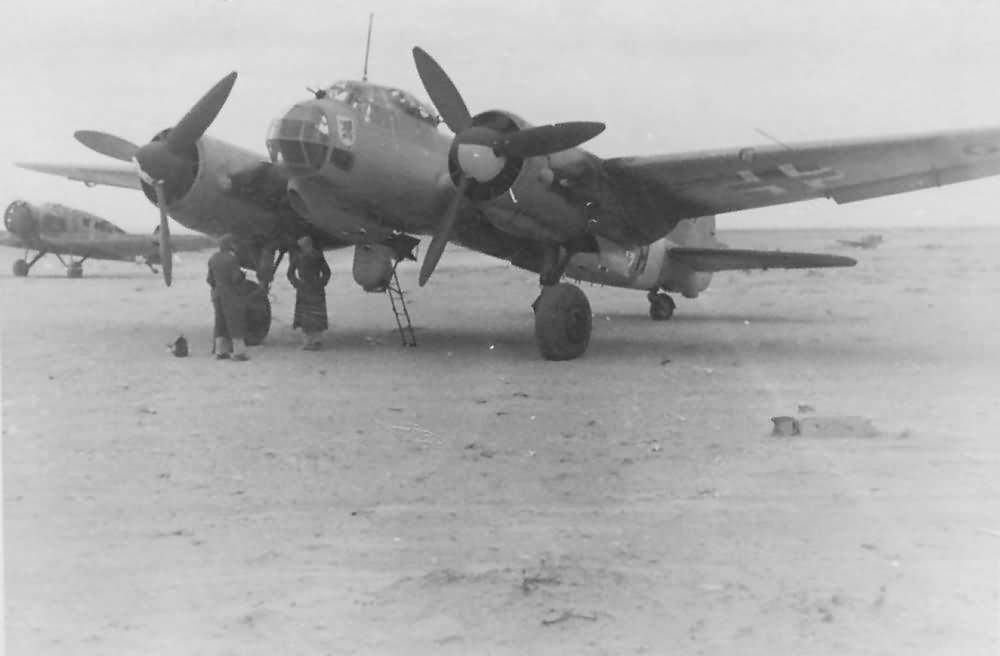 Ju88 A L1+GH 1/LG 1 North Africa 1942