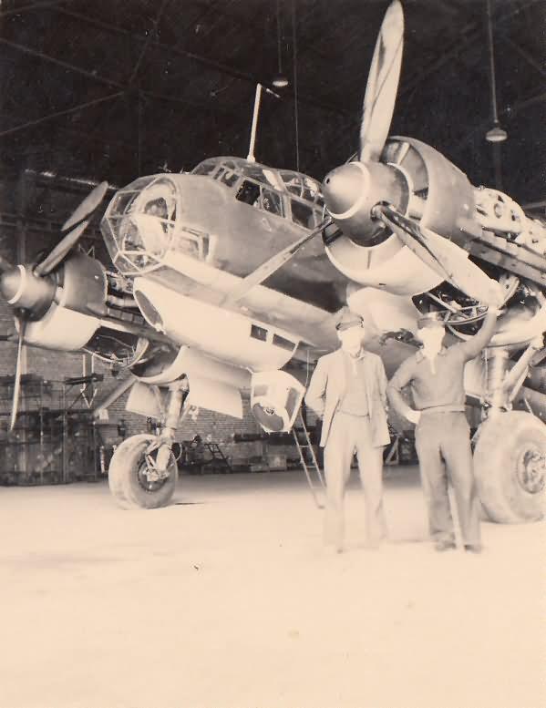 Ju88 Amiens France 1940