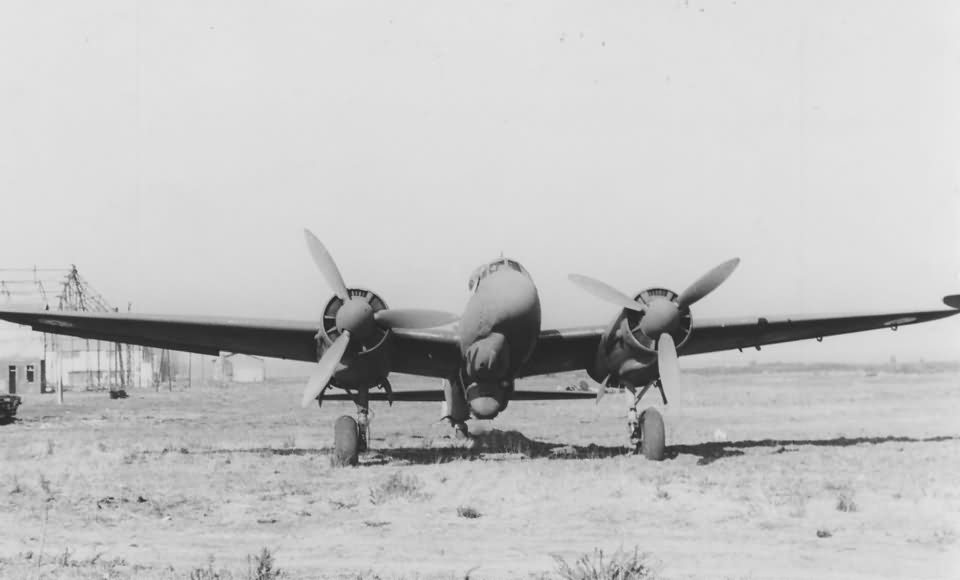 Ju88 C 6 heavy fighter