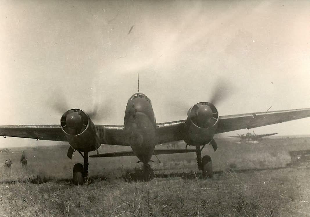 Ju88 C heavy fighter