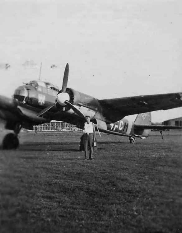 Ju88 KG51 Edelweiss bomber