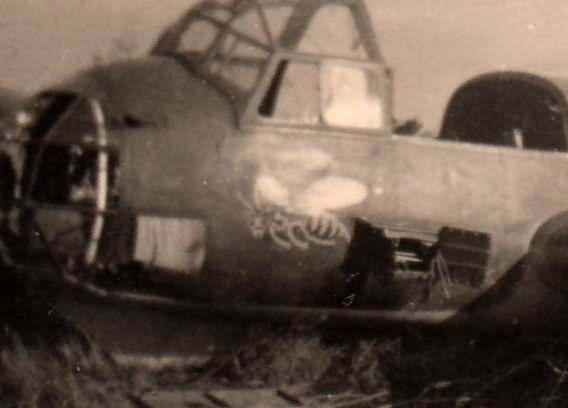 Ju88 of the KG76 2