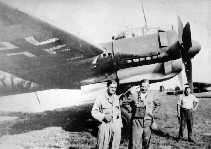 Ju88 bomber 3