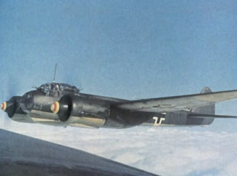 Ju88 color photo 10