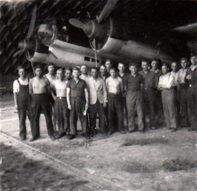 Ju88 in Creil 1940