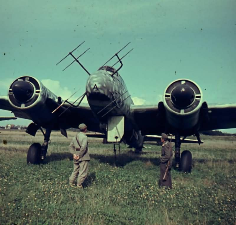 Ju88 nachtjager color photo 12