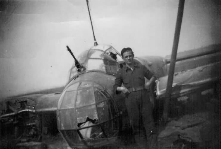 Ju88 nose