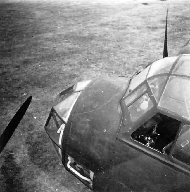 Ju 88 A-5 code 3Z+GT of the 9/KG 77 1940