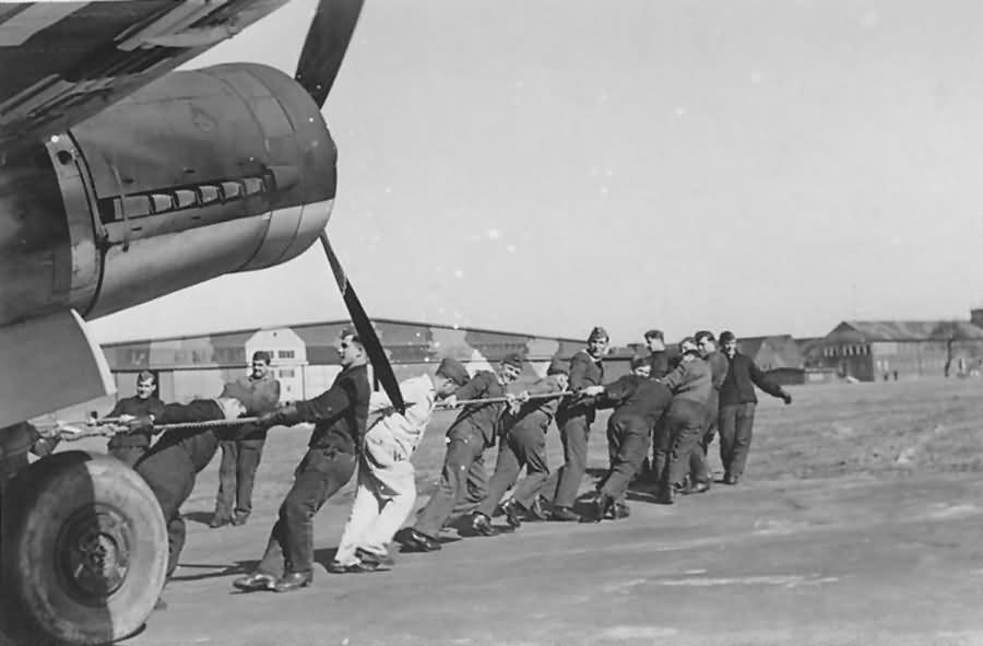Ju 88 A 7T+BH of 1/KGr 606 Ansbach 1941