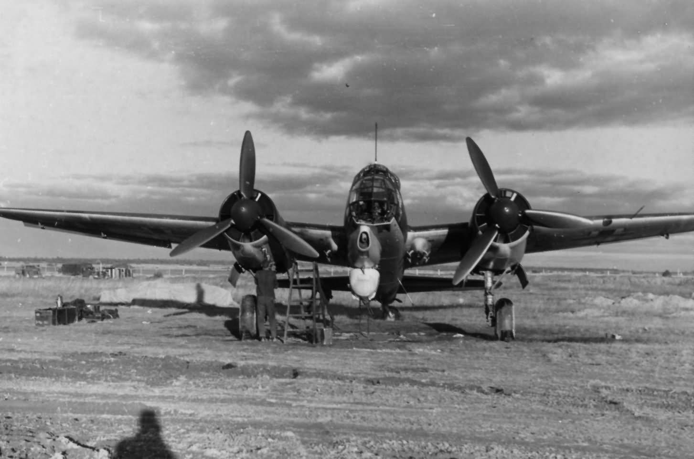 Ju 88 eastern front