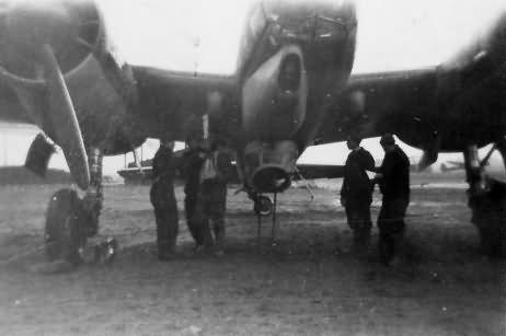 Junkers Ju88 4