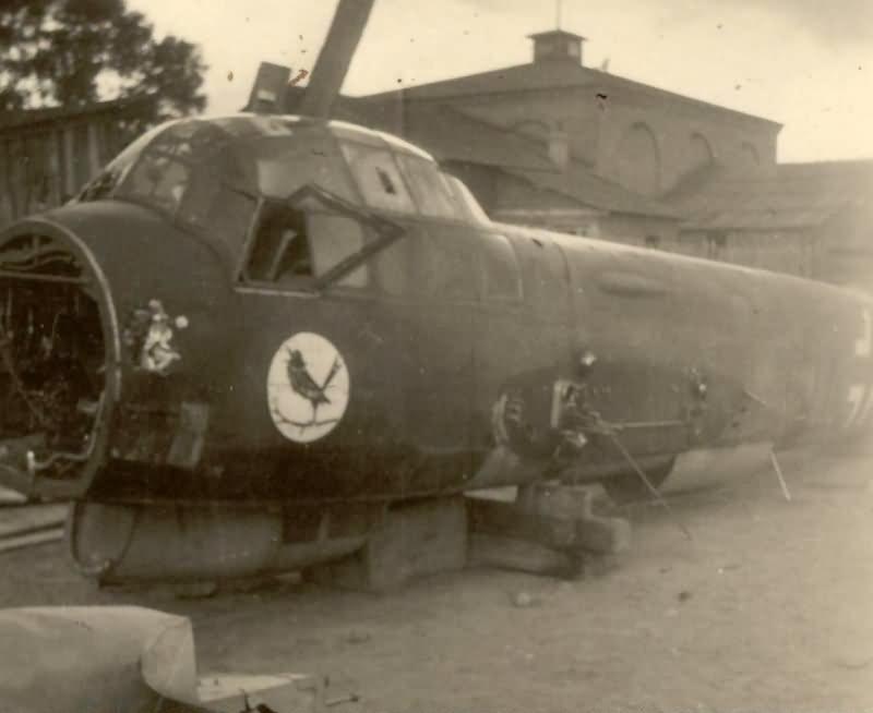 Junkers Ju88 of the Stab II/KG 3