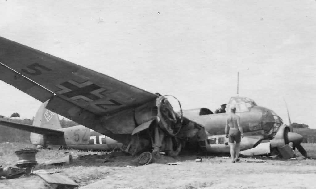 Junkers Ju88 Wekusta 26 1941