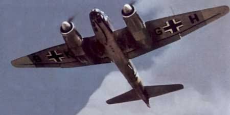 Junkers Ju88 color photo 3