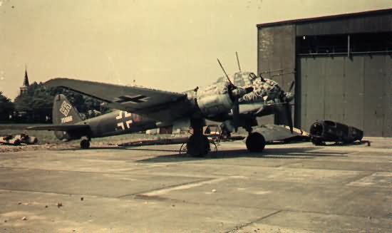 Junkers Ju88 color photo 6