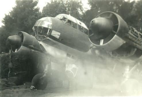 Junkers Ju88 luftwaffe