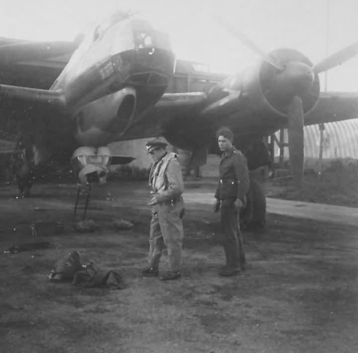 Junkers Ju88 medium bomber 7