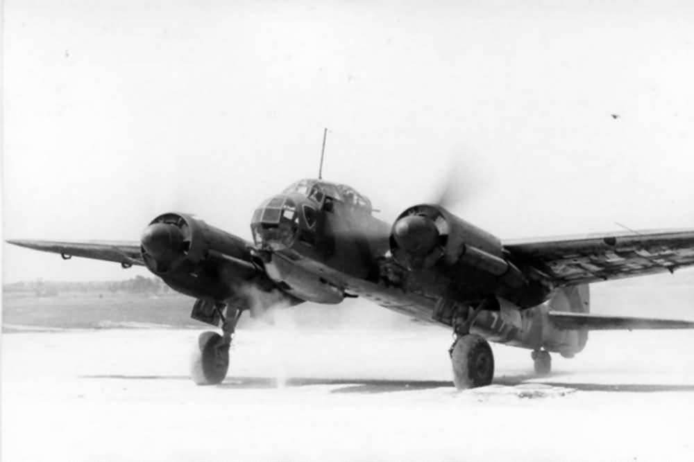 Junkers Ju 88A