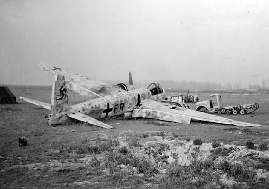 Junkers Ju 88 G-1 +FR of the 7/NJG4