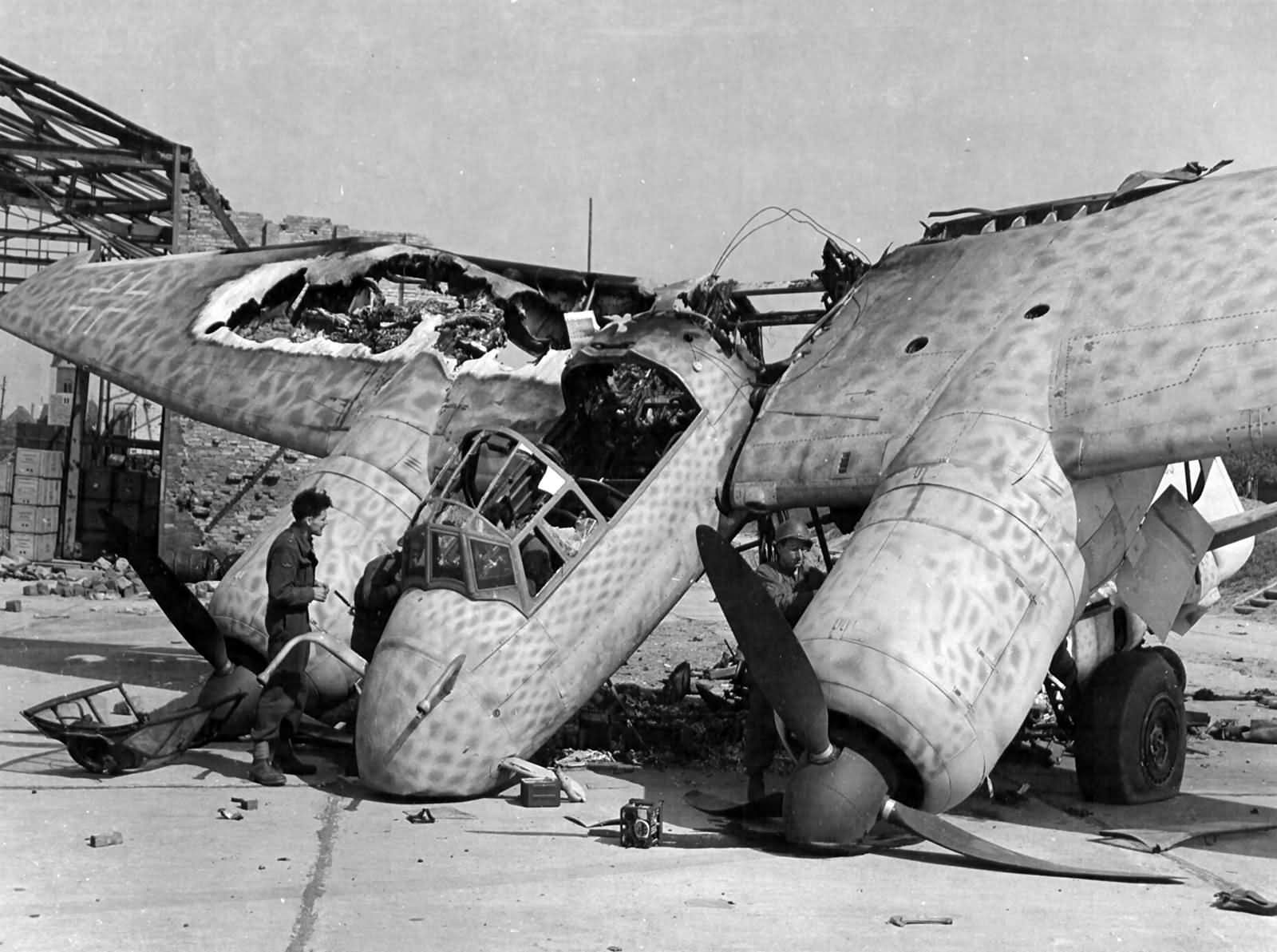 Junkers Ju 88 G-1 of the NJG 2