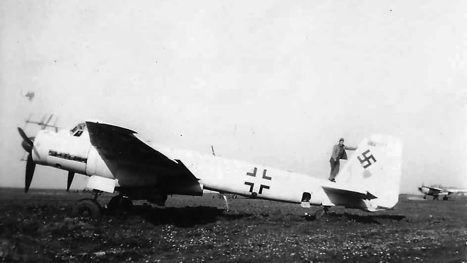 Junkers Ju 88 G-6 623388