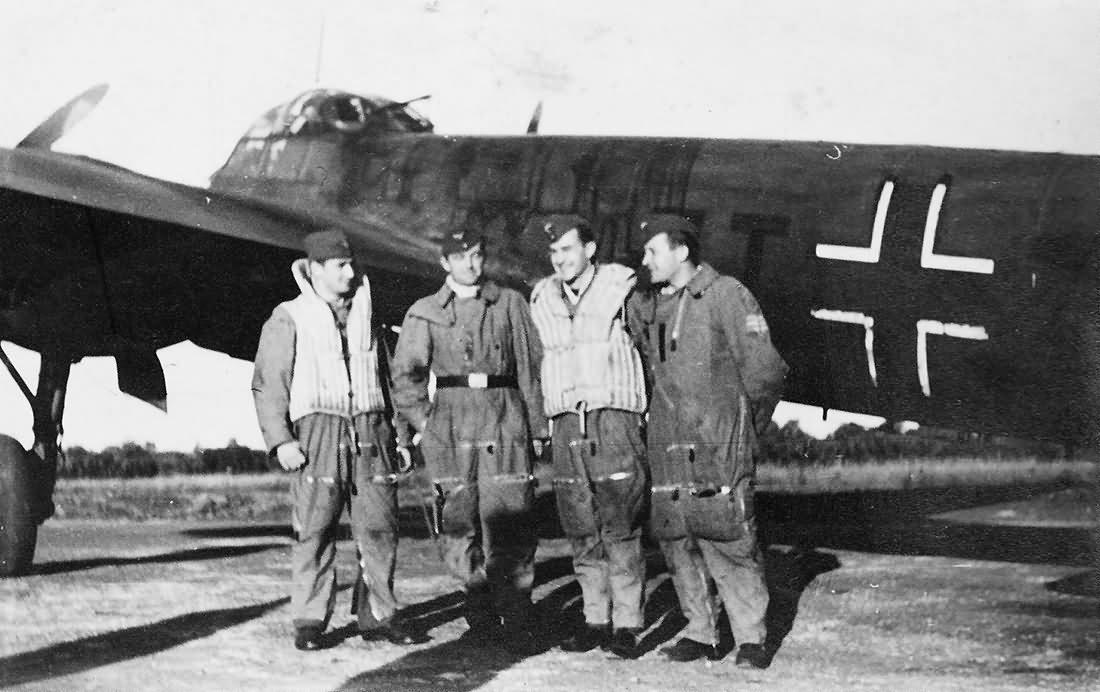 Junkers Ju 88 crew 2