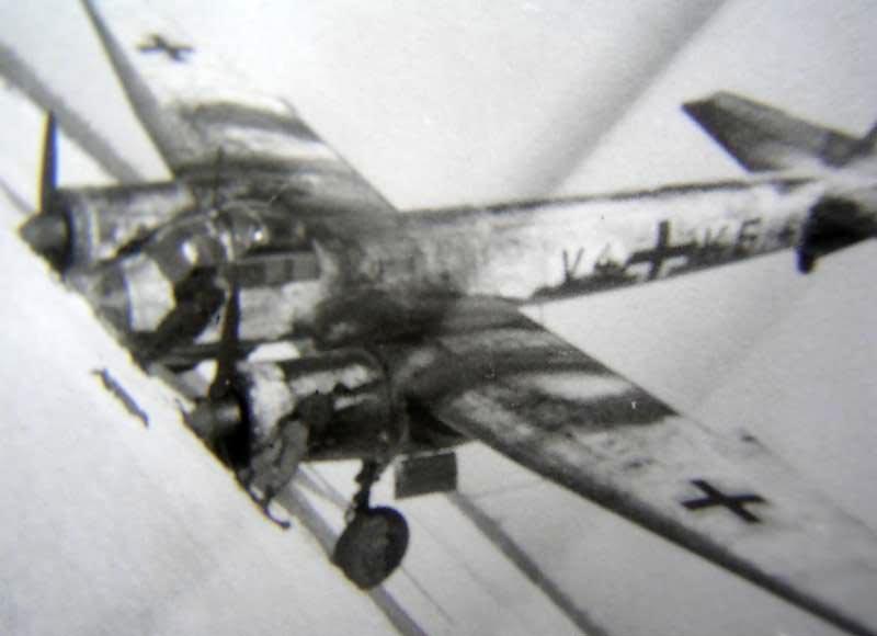 Junkers ju88 winter KG1
