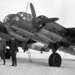 Bomber Junkers Ju88 A