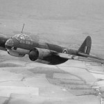 British Ju88 in flight