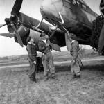 Captured night fighter Ju88 G-6