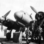 Heavy fighter Ju88 C