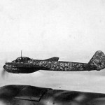 Ju 88 A of I/KG 77 1943 wellenmuster camouflage