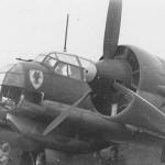 Ju 88 A of II/KG 30 Amsterdam Schiphol 1940