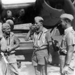 Ju 88 A of I/KG 77 crew Catania